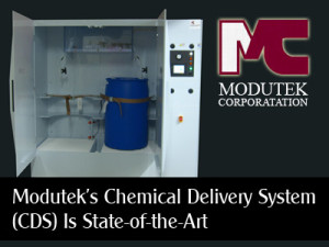 modutek chemical delivery system